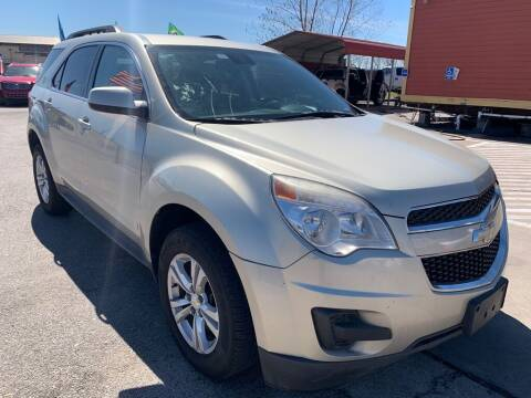 2013 Chevrolet Equinox for sale at JAVY AUTO SALES in Houston TX