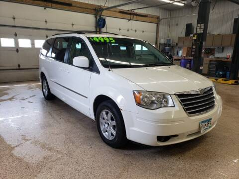 2010 Chrysler Town and Country for sale at Sand's Auto Sales in Cambridge MN