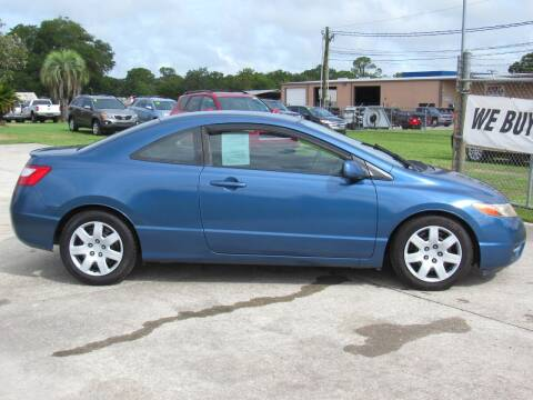 2006 Honda Civic for sale at Checkered Flag Auto Sales NORTH in Lakeland FL