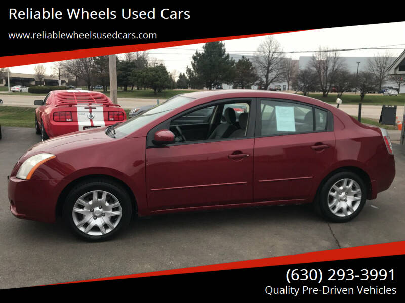 2008 Nissan Sentra for sale at Reliable Wheels Used Cars in West Chicago IL