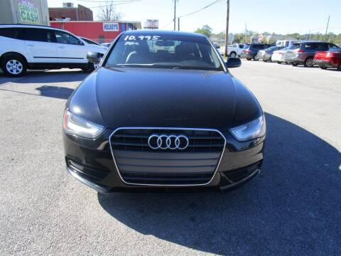 2013 Audi A4 for sale at DERIK HARE in Milton FL