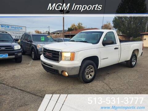 2009 GMC Sierra 1500 for sale at MGM Imports in Cincannati OH