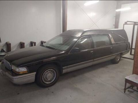 1996 Buick Roadmaster for sale at Classic Car Deals in Cadillac MI