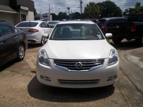 2012 Nissan Altima for sale at Louisiana Imports in Baton Rouge LA