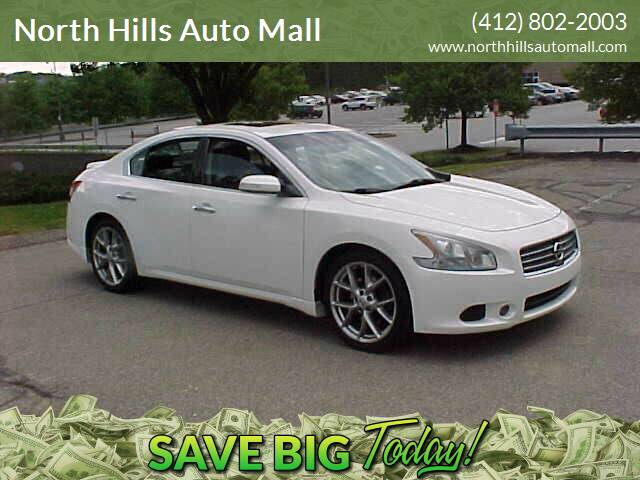 2010 Nissan Maxima for sale at North Hills Auto Mall in Pittsburgh PA