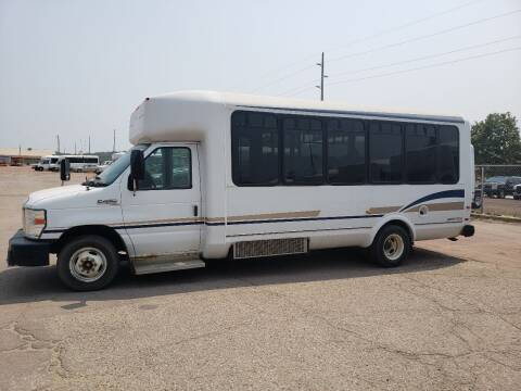 2013 Ford E-450 Shuttle Bus for sale at Allied Fleet Sales in Saint Charles MO