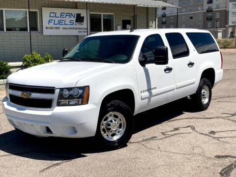 2007 Chevrolet Suburban for sale at Clean Fuels Utah in Orem UT
