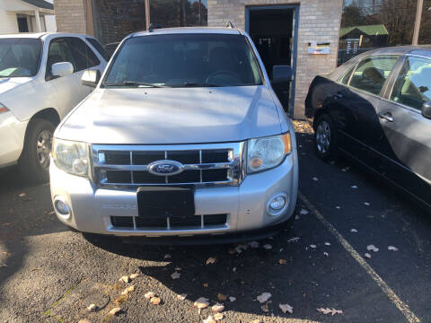 2011 Ford Escape for sale at Whiting Motors in Plainville CT