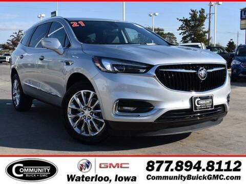 2021 Buick Enclave for sale at Community Buick GMC in Waterloo IA