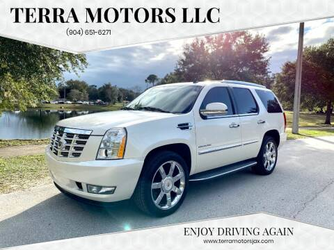 2010 Cadillac Escalade for sale at Terra Motors LLC in Jacksonville FL