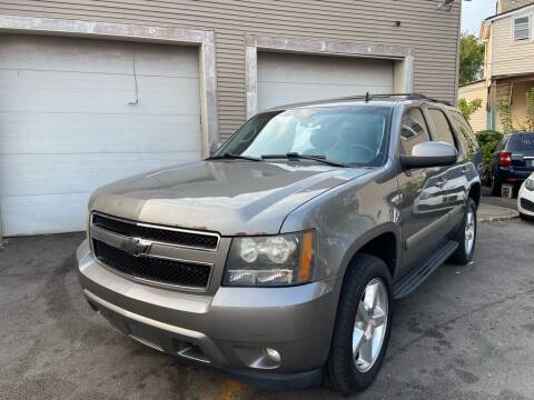 2008 Chevrolet Tahoe for sale at Global Auto Finance & Lease INC in Maywood IL