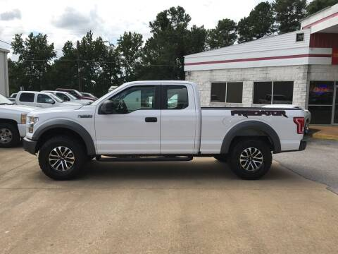 2016 Ford F-150 for sale at Northwood Auto Sales in Northport AL