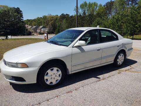 2003 Mitsubishi Galant for sale at WIGGLES AUTO SALES INC in Mableton GA