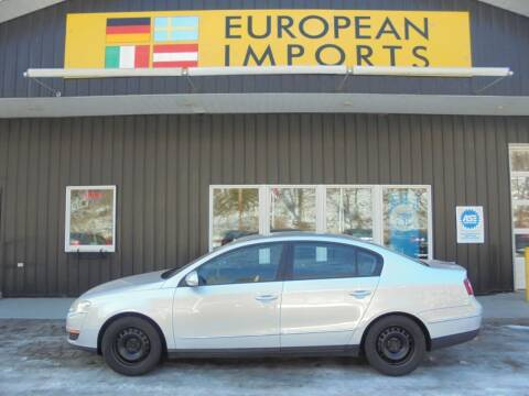 2007 Volkswagen Passat for sale at EUROPEAN IMPORTS in Lock Haven PA