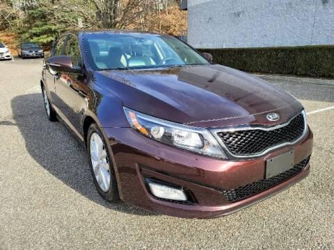 2014 Kia Optima for sale at Select Auto in Smithtown NY
