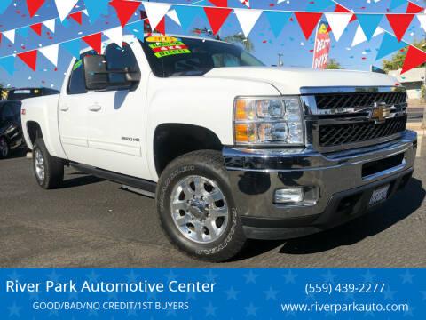 2013 Chevrolet Silverado 2500HD for sale at River Park Automotive Center in Fresno CA