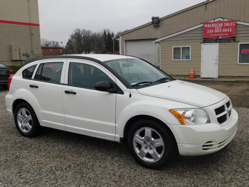 2008 Dodge Caliber for sale at Macrocar Sales Inc in Akron OH