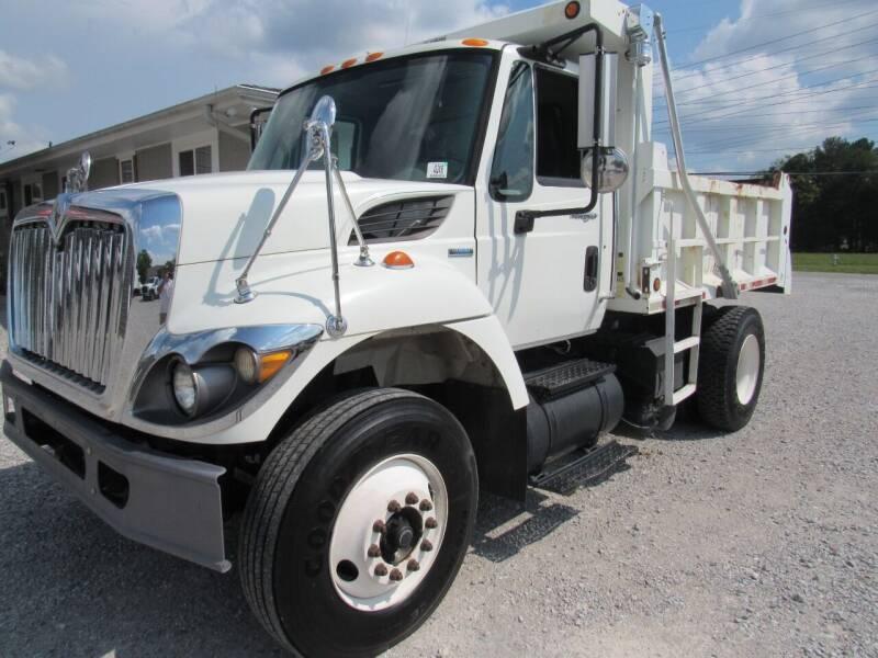 2009 International WorkStar 7300 for sale at Truck Country in Fort Oglethorpe GA
