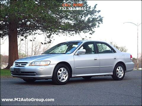 2002 Honda Accord for sale at M2 Auto Group Llc. EAST BRUNSWICK in East Brunswick NJ