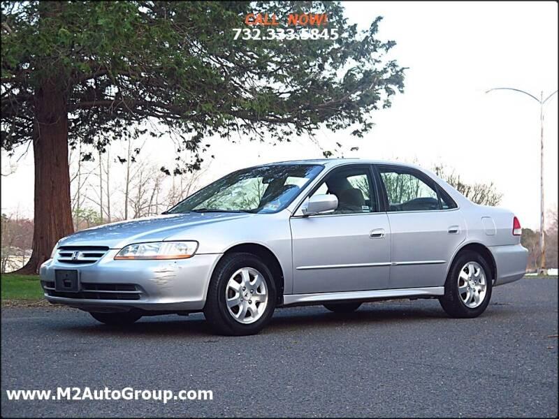 2002 Honda Accord for sale at M2 Auto Group Llc. EAST BRUNSWICK in East Brunswick NJ