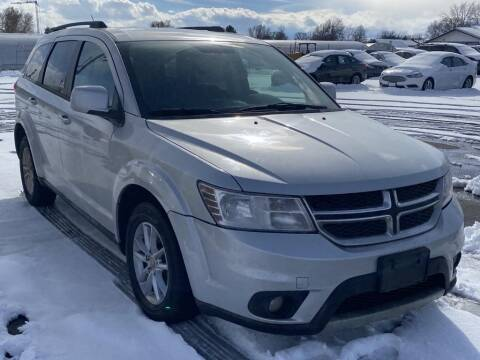 2014 Dodge Journey for sale at INVICTUS MOTOR COMPANY in West Valley City UT