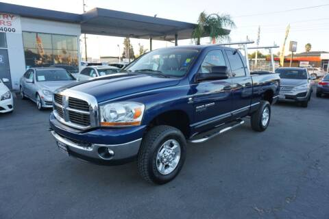 2006 Dodge Ram Pickup 2500 for sale at Industry Motors in Sacramento CA
