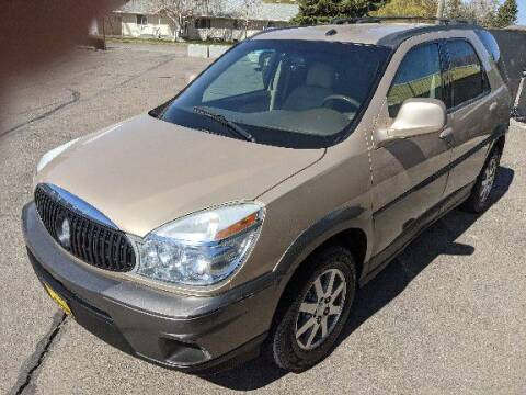 2004 Buick Rendezvous for sale at G.K.A.C. Car Lot in Twin Falls ID