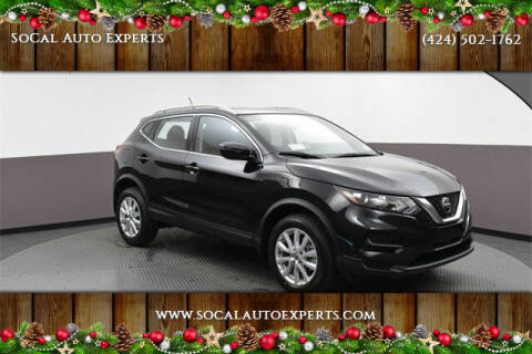 2020 Nissan Rogue Sport for sale at SoCal Auto Experts in Culver City CA