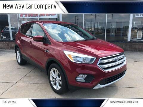 2017 Ford Escape for sale at New Way Car Company in Grand Rapids MI