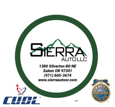 2007 Jeep Commander for sale at SIERRA AUTO LLC in Salem OR