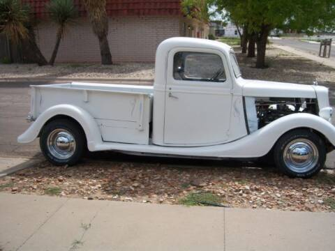 1937 Ford F-100 for sale at Haggle Me Classics in Hobart IN