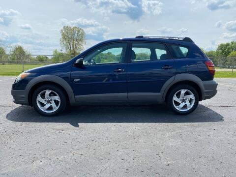 2003 Pontiac Vibe for sale at Caruzin Motors in Flint MI