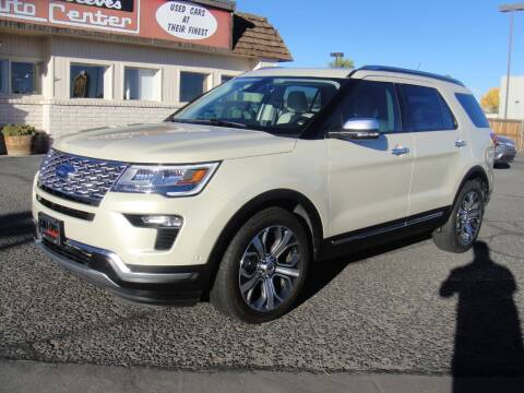 2018 Ford Explorer for sale at Don Reeves Auto Center in Farmington NM