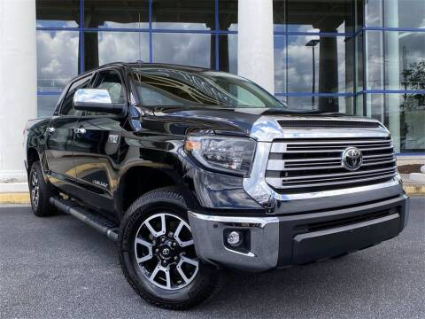 2019 Toyota Tundra for sale at Capital Cadillac of Atlanta in Smyrna GA