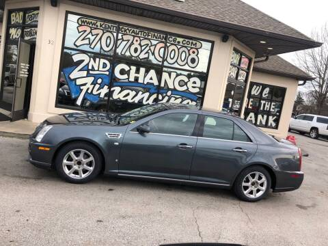 2008 Cadillac STS for sale at Kentucky Auto Sales & Finance in Bowling Green KY