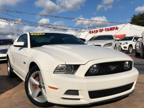 2013 Ford Mustang for sale at Cars of Tampa in Tampa FL