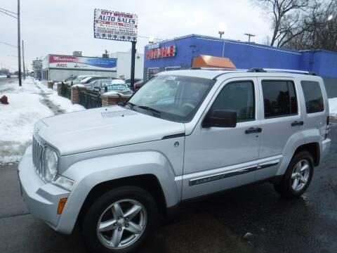 2008 Jeep Liberty for sale at City Motors Auto Sale LLC in Redford MI