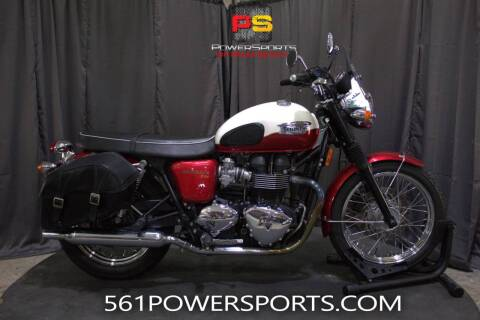 2013 Triumph Bonneville for sale at Powersports of Palm Beach in Hollywood FL