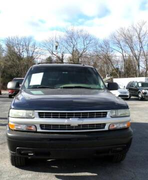 2005 Chevrolet Tahoe for sale at XXX Kar Mart in York PA