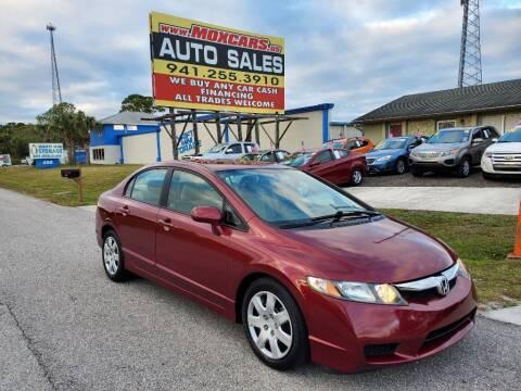 2009 Honda Civic for sale at Mox Motors in Port Charlotte FL