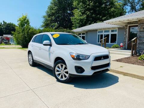 2015 Mitsubishi Outlander Sport for sale at 1st Choice Auto, LLC in Fairview PA