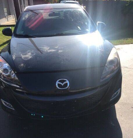2011 Mazda MAZDA3 for sale at GDT AUTOMOTIVE LLC in Hopewell NY
