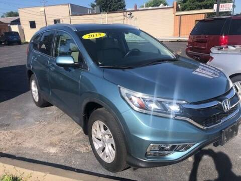 2015 Honda CR-V for sale at RT Auto Center in Quincy IL