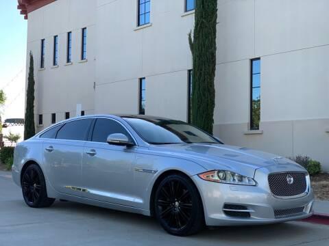 2011 Jaguar XJL for sale at Auto King in Roseville CA