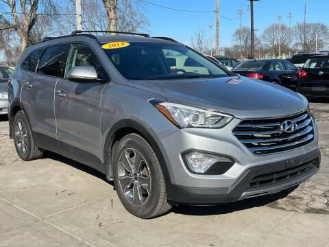 2014 Hyundai Santa Fe for sale at Direct Auto Sales in Milwaukee WI