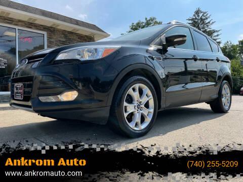 2015 Ford Escape for sale at Ankrom Auto in Cambridge OH
