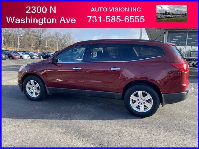 2011 Chevrolet Traverse for sale at Auto Vision Inc. in Brownsville TN