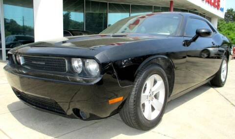 2014 Dodge Challenger for sale at Pars Auto Sales Inc in Stone Mountain GA