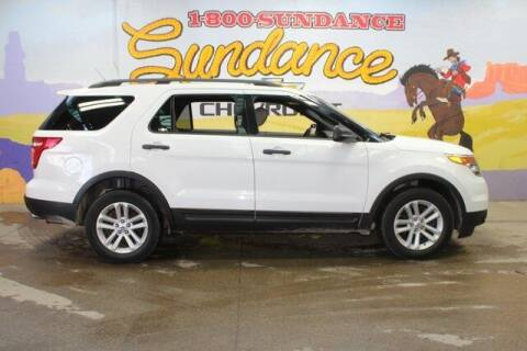 2013 Ford Explorer for sale at Sundance Chevrolet in Grand Ledge MI