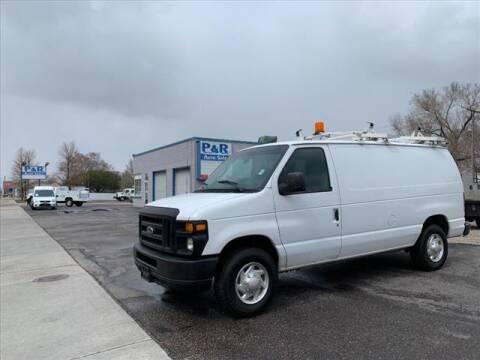 2011 Ford E-Series Cargo for sale at P & R Auto Sales in Pocatello ID